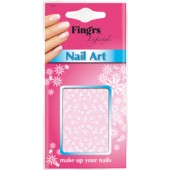 Fing'Rs 3D Stick Rhinestones - Nagelstickers