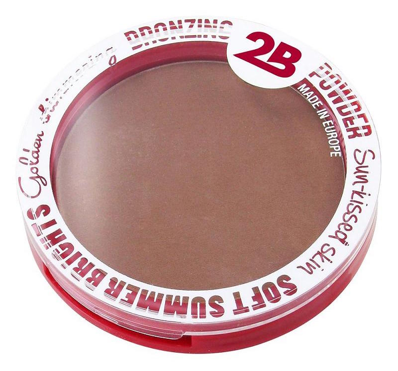 Foto van 2B Bronzing Powder Soft Summer Brights 01