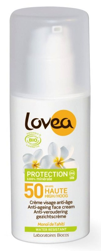 Lovea Facecream SPF50 50ml
