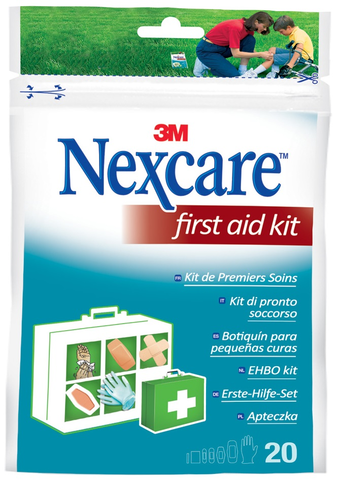 Image of 3M Nexcare EHBO-kit
