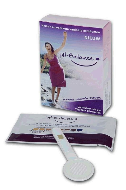 Ph Balance Vaginale Zelftest
