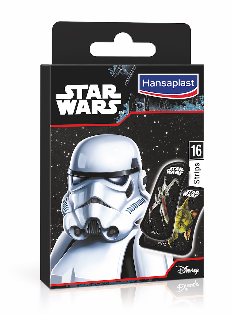 Hansaplast Pleisters Junior Star Wars