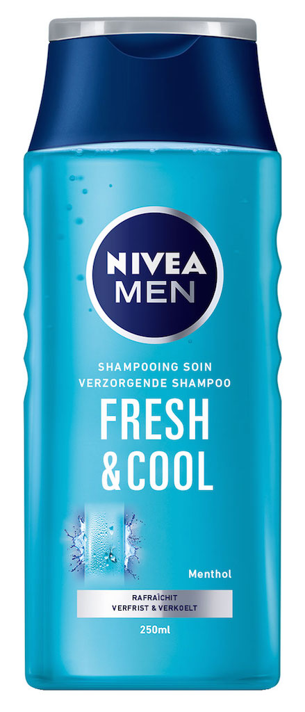 NIVEA MEN Fresh Freeze - 250 ml - Shampoo