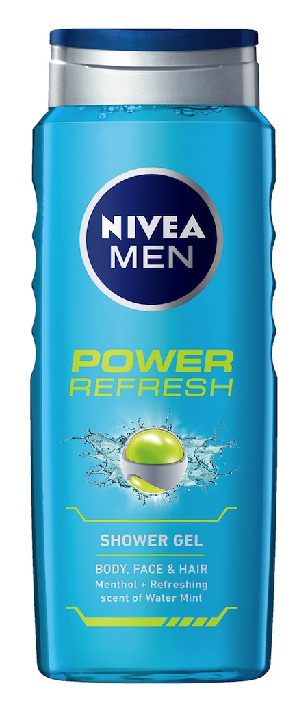 Nivea For Men Power Refresh - 500 ml - Douchegel