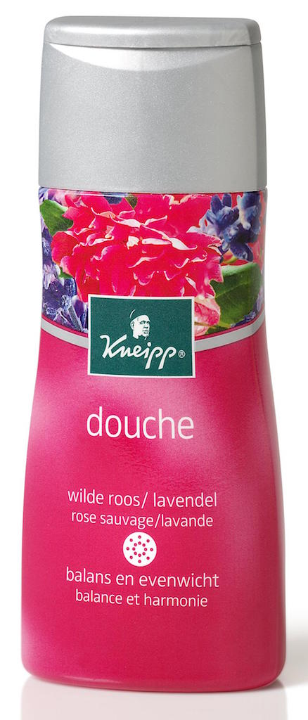 Kneipp Wilde Roos & Lavendel - Douche