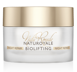Borlind NatuRoyale Biolifting Night Repair - 50 ml - Nachtcrème