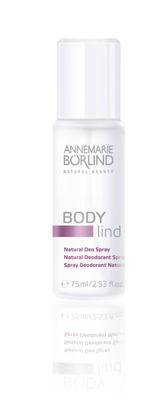 Afbeelding van Borlind Body Lind Deospray Natural 75ml