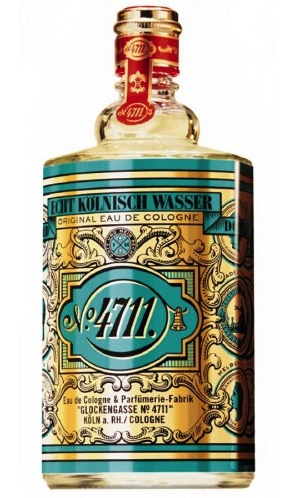 Productafbeelding van 4711 Eau De Cologne Kropflacon 200ml