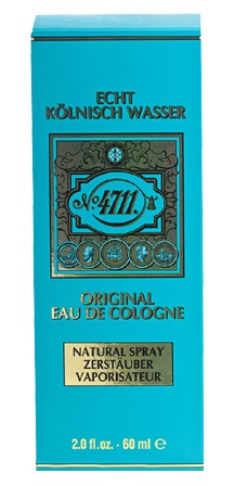 Productafbeelding van 4711 Eau De Cologne Spray 60ml