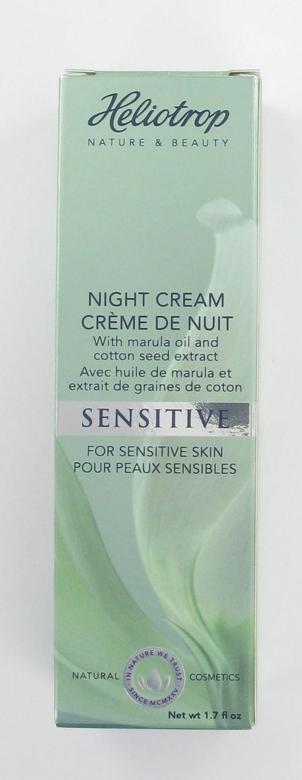 Heliotrop Sensitive - 50 ml - Nachtcrème