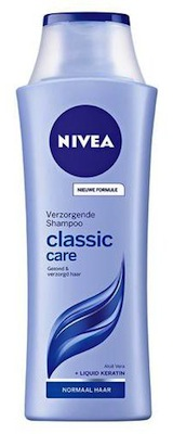 Nivea Shampoo Classic Care Mini 50ml