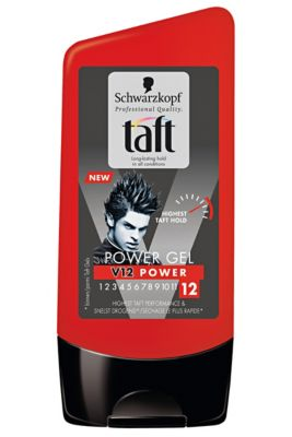 Taft Styling V12 Power - 150 ml - Gel