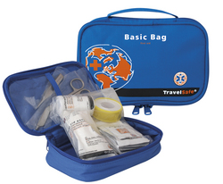 Travelsafe Basic Bag First Aid Plus