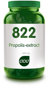 AOV Propolis Extract 600mg - 60 capsules - Voedingssupplement