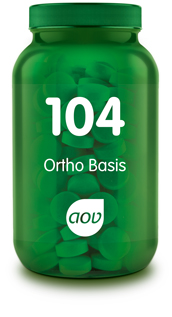 AOV Voedingssupplementen AOV 104 Ortho Basis Multi 270tab