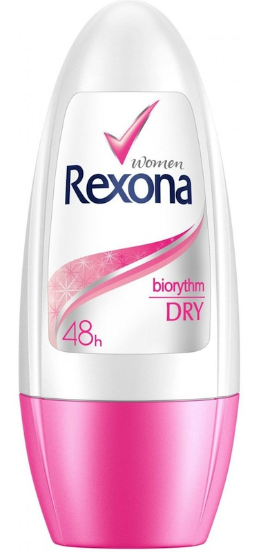 Rexona Women Dry Biorythm - 50 ml - Deodorant
