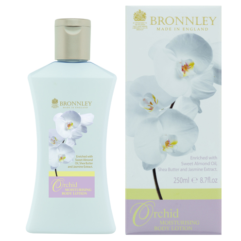 Bronnley Orchid  - 250 ml - Bodylotion