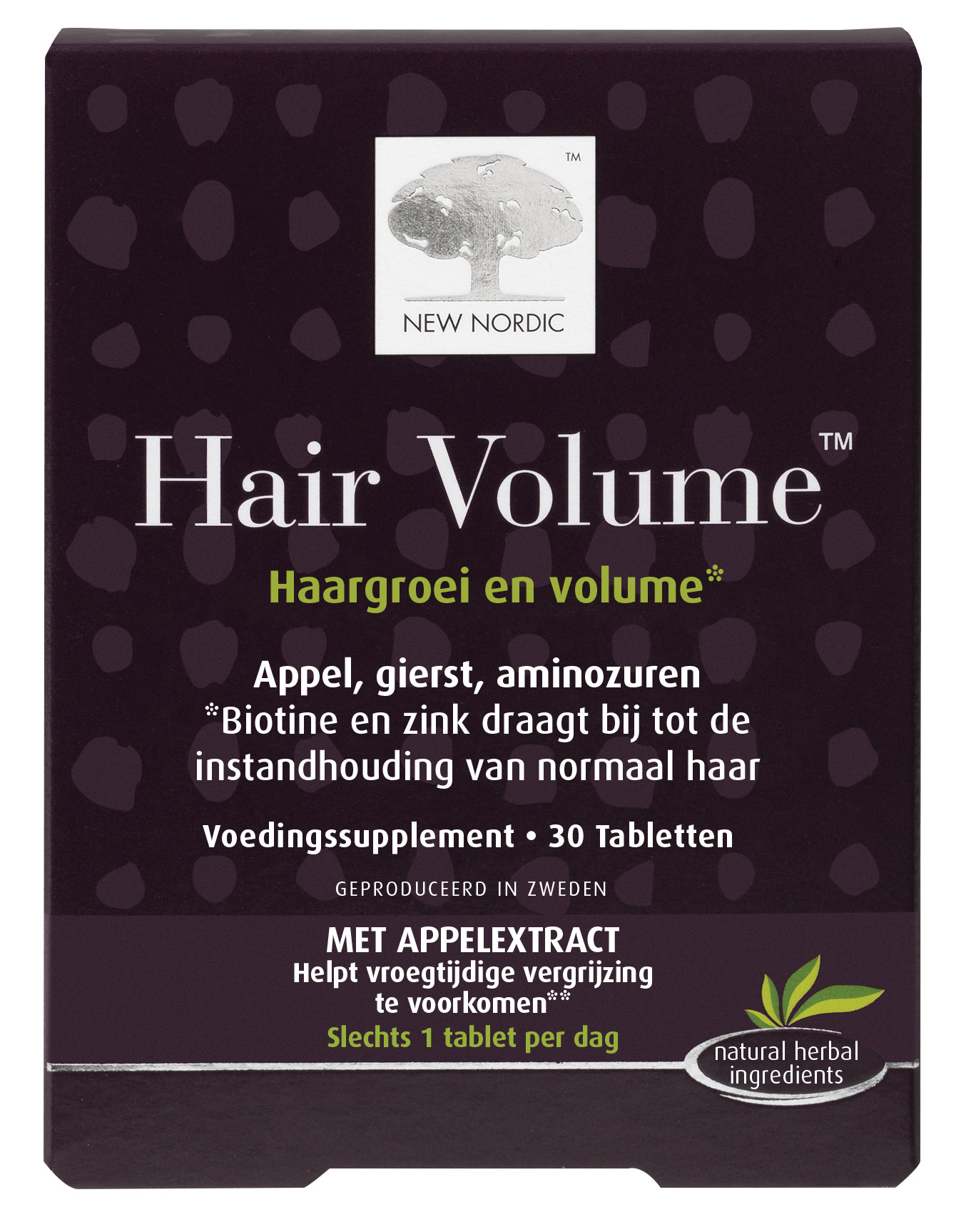 Hair Volume - 30 Tabletten