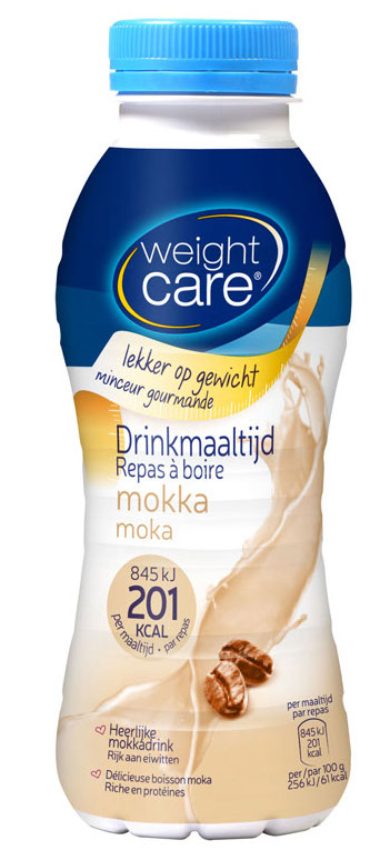 Weight Care Drinkmaaltijd Mokka