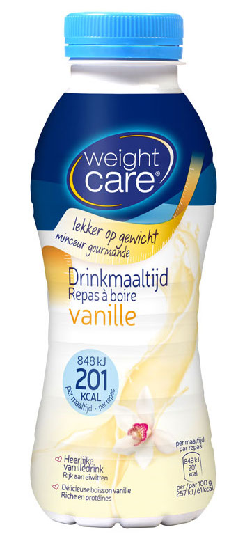 Weight Care Drinkmaaltijd Vanille