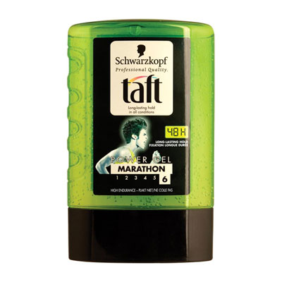 Taft Styling Marathon Tottle - 300 ml - Gel