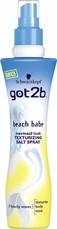 Got2B Beach Babe - 200 ml - Saltspray