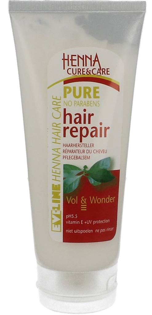 Evi-Line Henna Cure & Care Vol & Wonder Hair Repair - 200 ml - Conditioner