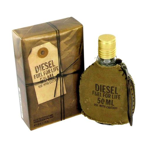 Eau de toilette, Diesel, Fuel for Life Homme