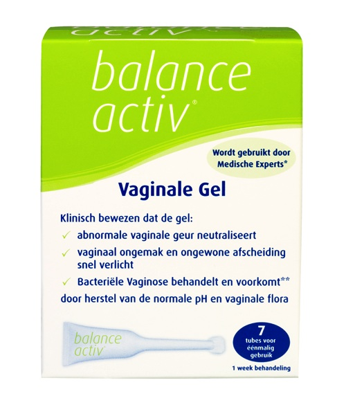 Clearblue Balance Active Gel