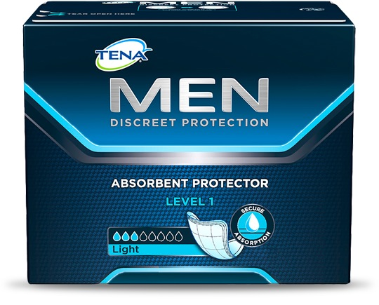 Tena Men Level 1 - 24 stuks