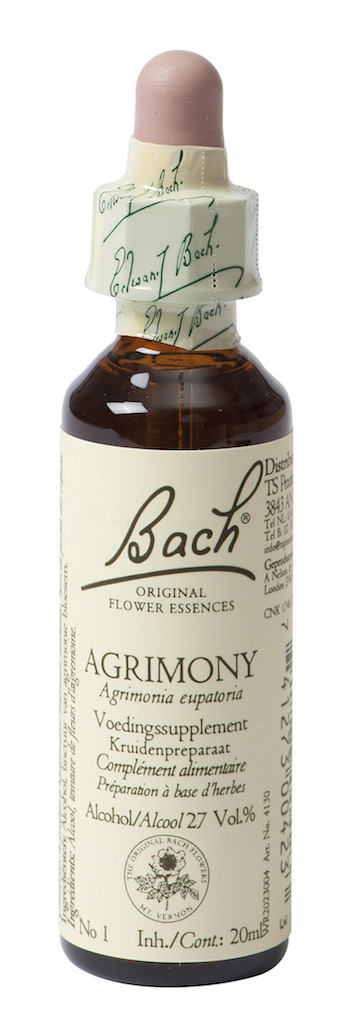 Bach Bloesem Agrimony of Agrimonie - 20 ml - Etherische Olie
