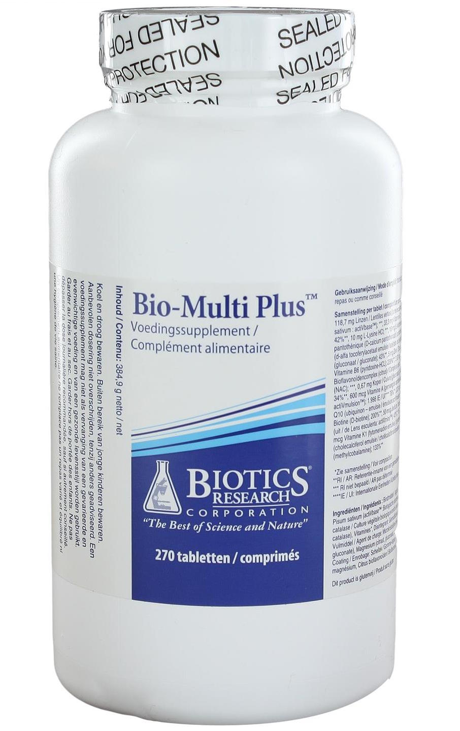 Biotics Bio Multi Plus 270tb