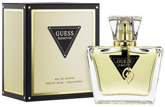 Guess Seductive Eau De Toilette 75ml