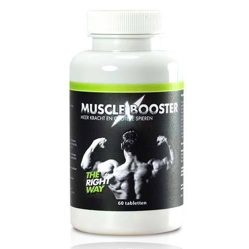 Mucle Booster Vetverbranders & -blokkers Mucle Booster