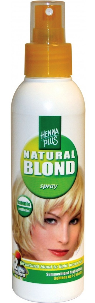 Hennaplus Blondspray Camomil