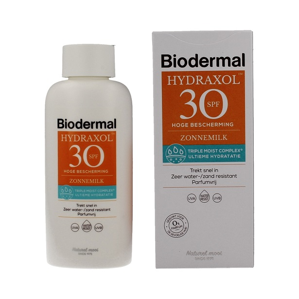 Biodermal Sun Hydraxol Milk F30