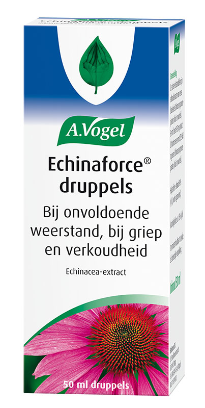 A. Vogel Echinaforce Druppels 50ml