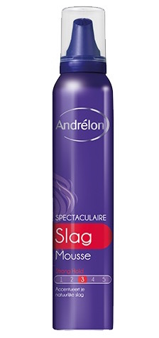 Andrelon Spectaculaire Slag - 200 ml - Mousse