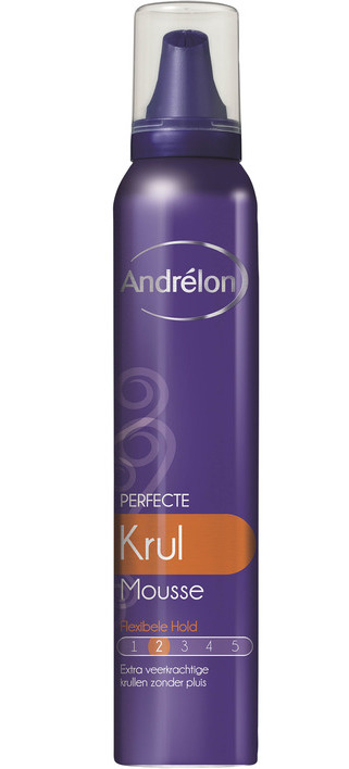 Andrelon Perfecte Krul - 200 ml - Mousse