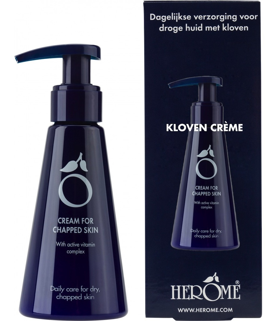 Herôme Cream for Chapped Skin - 120 ml - Handcrème