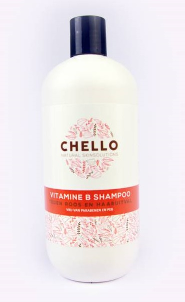 Chello Vitamine B - 500 ml - Shampoo