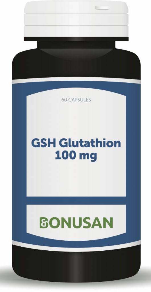 Bonusan GHS Glutathion 100 mg