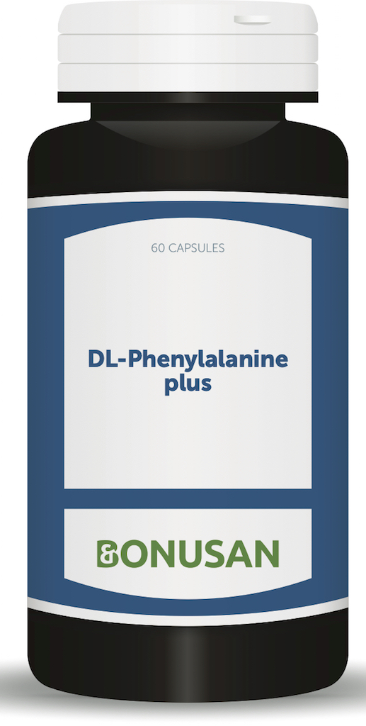 Bonusan DL-Phenylalanine Plus - 400 mg