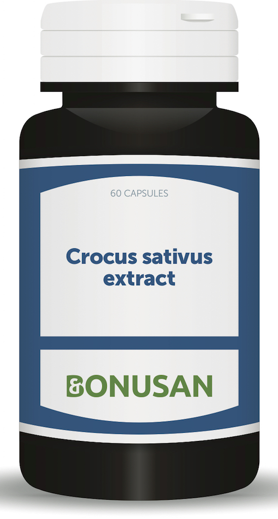 Bonusan Crocus Sativus Extract Caps