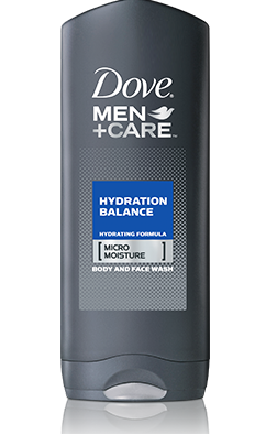 Dove For Men Shower Hydration Balance 250ml