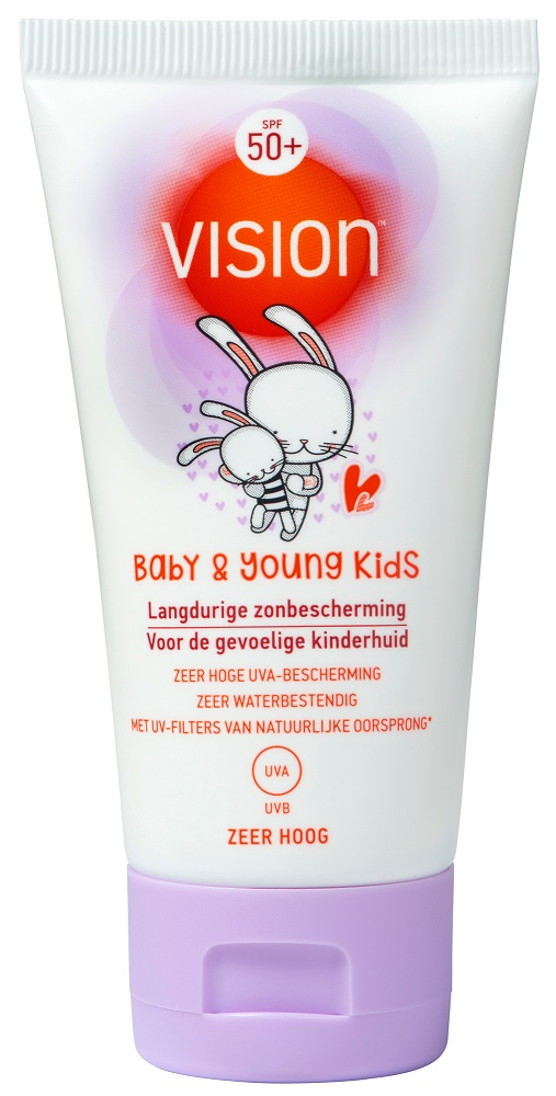 Image of Vision Baby & Young Kids SPF50+