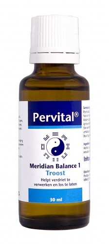Meridian Balance 1 Troost 30 ml