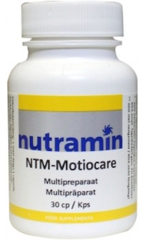 Nutramin NTM MotioCare Capsules 30 st