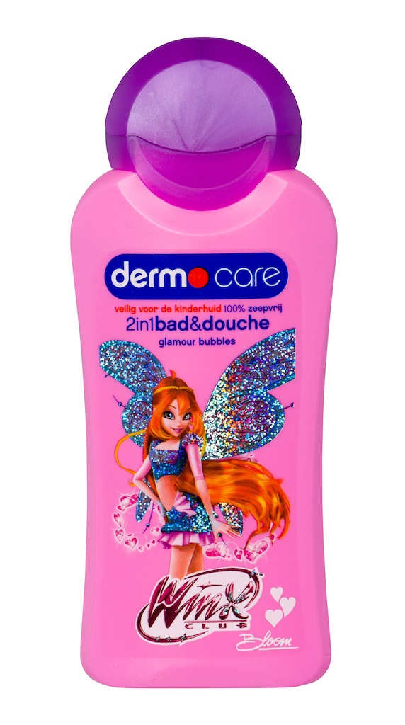 Afbeelding van Dermo Care Girls Bad & Douche Winx 2 In 1