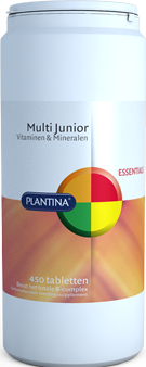 Plantina Fit Multi Vit Tabl Junior